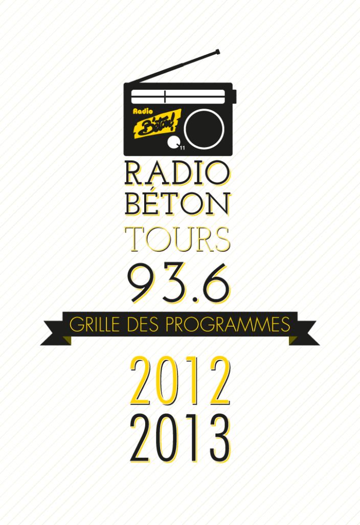 Radio Béton grille programme - eszett studio