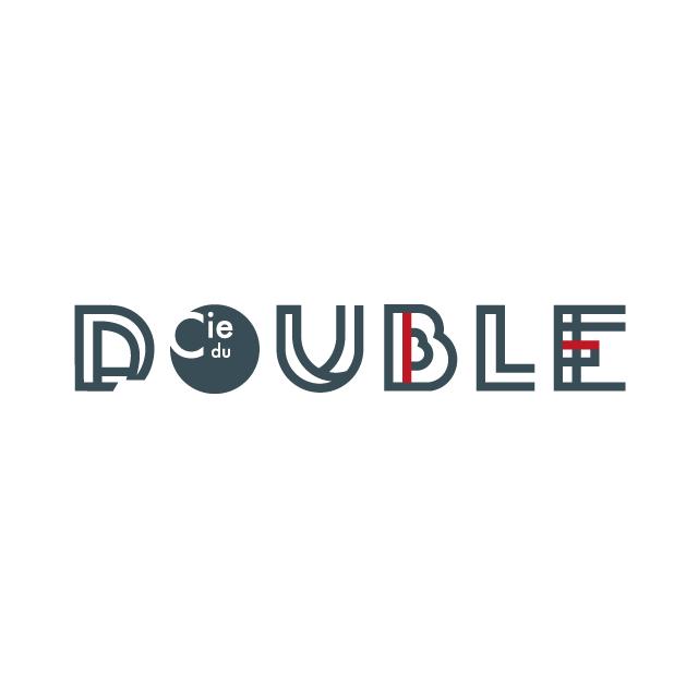 Compagnie du double logo - eszett studio