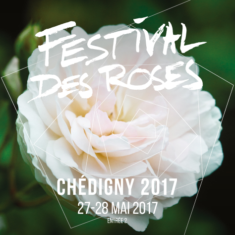 Festival des roses de Chédigny 2017 - eszett studio