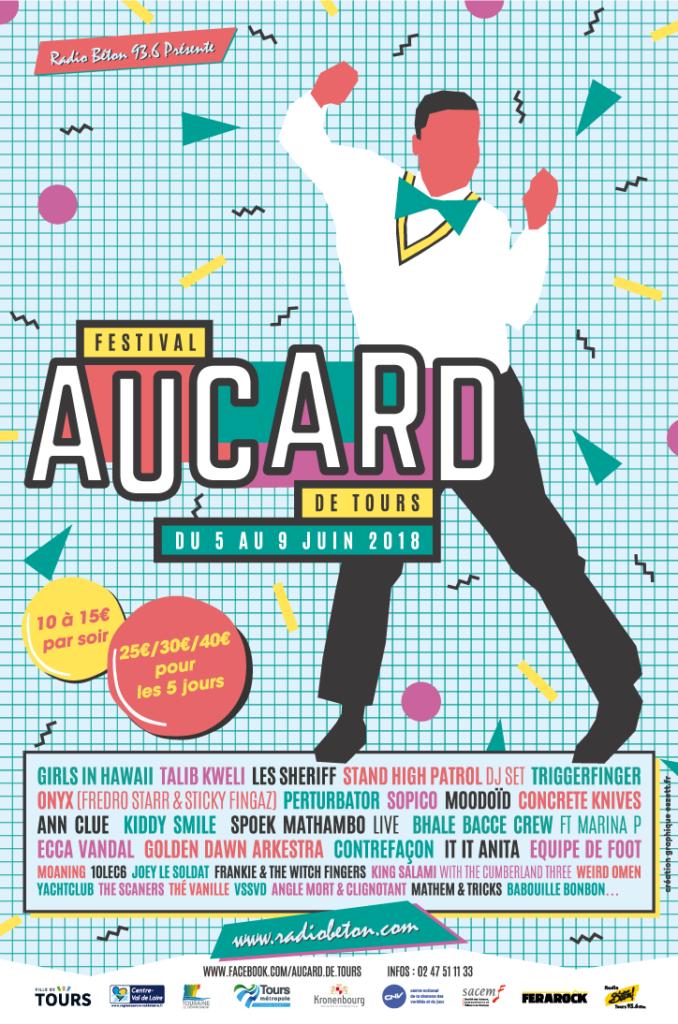 Aucard de Tours 2018 - eszett studio