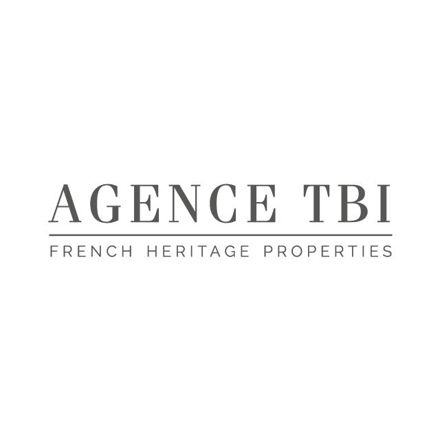 Agence TBI logo - eszett studio