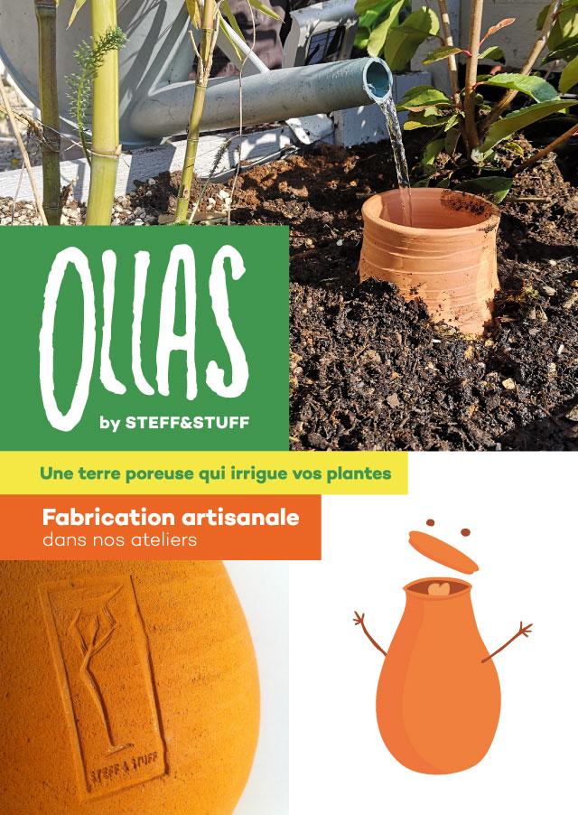 Ollas by STEFF&STUFF - eszett studio