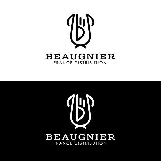 Logo Beaugnier - eszett studio