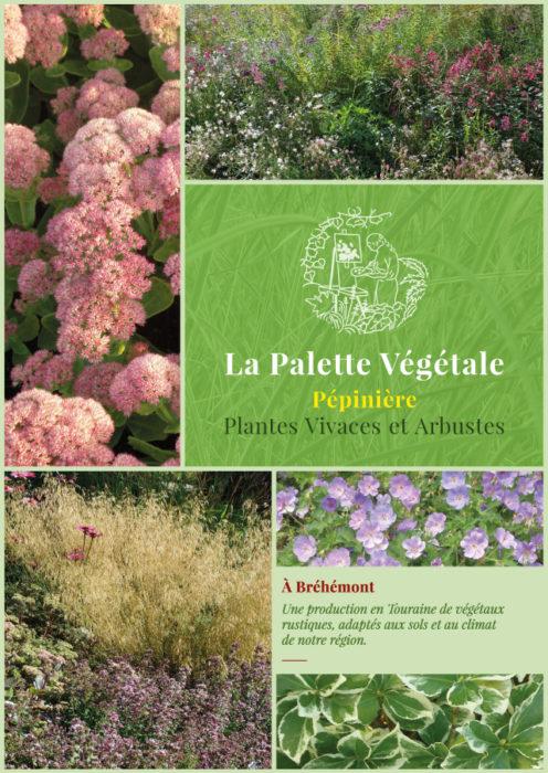 Plaquette La Palette Végétale - eszett studio